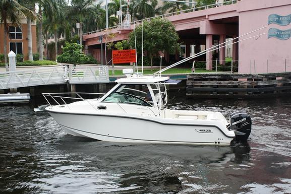 For Sale- 2012 28' Boston Whaler