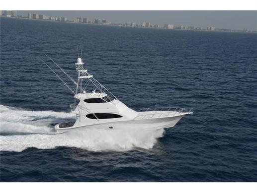 Sold- 2011 68' Hatteras Sportfisherman