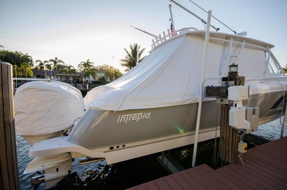 Sold- 40' Intrepid 2013