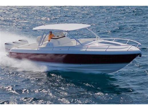 Sold- 37' Intrepid 2013