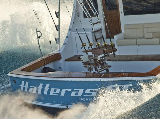 New Hatteras 70GT Sold