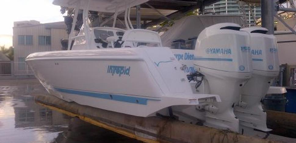 Sold- 24' Intrepid 2015