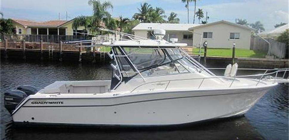 Sold- 33' Grady White 2003