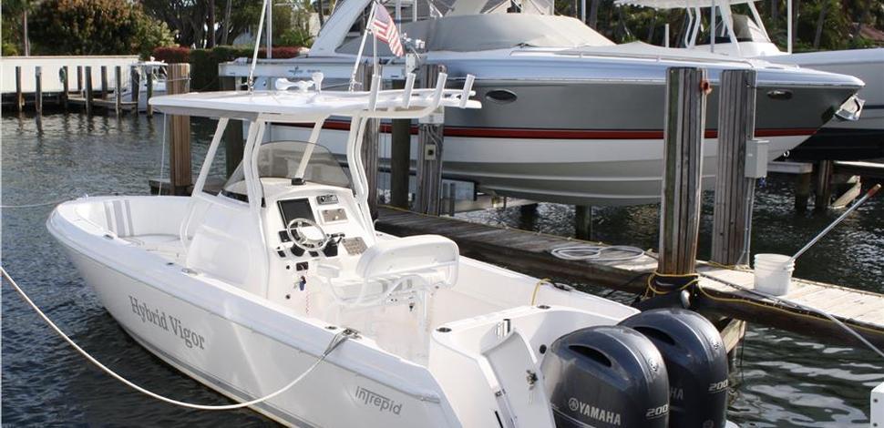 Sold - 25 Intrepid 2015